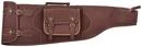 Футляр ХСН к ИЖ 27 L-79 см, люкс коричневая кожа (арт. 804-4)