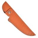 Ножны ХСН европейские, люкс светло-золотая кожа, длина клинка 13 см. (арт. 6257)
