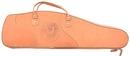 Кейс ХСН ружейный ИЖ 27 L-84 см, люкс светло-золотая кожа (арт. 801-1)