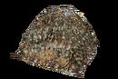 Накидка для засидки 3,5*3,5 / ткань синтет. / сухой камыш