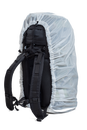 Накидка маскировочная на рюкзак 50л. / нейлон / белый