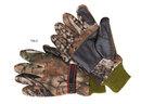 Перчатки охотника Лес из флиса