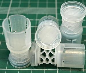 Пыж-контейнер Азот, 12 калибр, 100 шт, Н-22