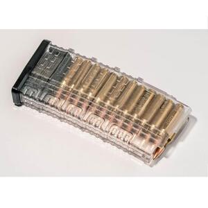 Магазин для карабина Вепрь-308 СОК-95 калибра .308 Win (7,62х51) 25 мест прозрачный